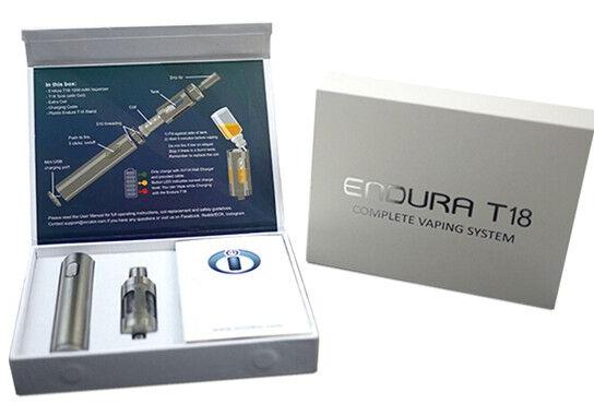 Endura T18E Starter Kit2