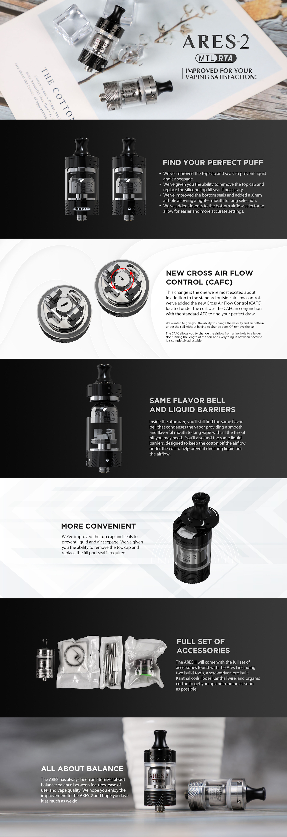 Ares-II-Product-Page