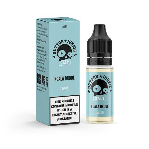 button-junkie-salt-koala-drool-20mg-box